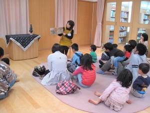 子ども読書 5