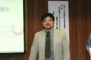 平成19年度環日本海第1回 岡田先生