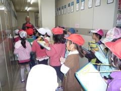 小学生見学書庫