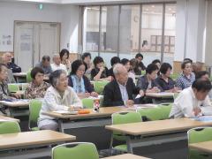 大江賢次講演会2