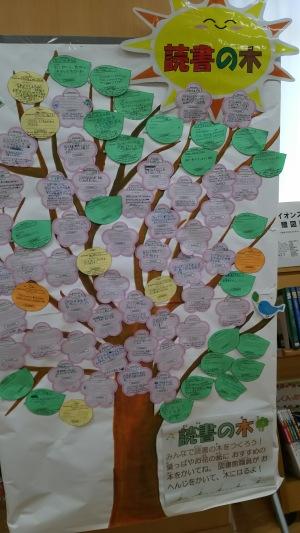 読書の木④