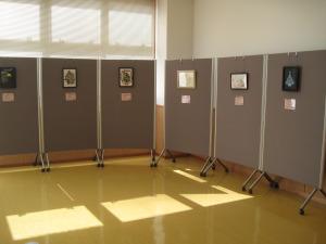 市民ギャラリー平成29年3月アトリエ展①