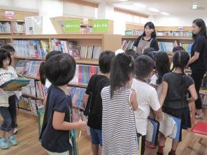 2017.6.27図書館見学①