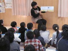 河崎小学校見学②