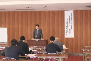 起業融資セミナー・相談会の報告(3.12)