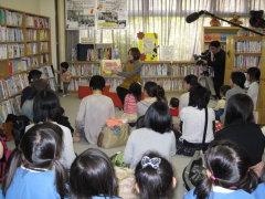 09子ども読書週間読み聞かせ1