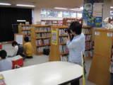 H22年子ども読書取材